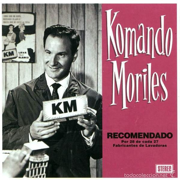 KOMANDO MORILES RECOMENDADO POR 28 DE CADA 27...CD SKA (Música - CD's Reggae)
