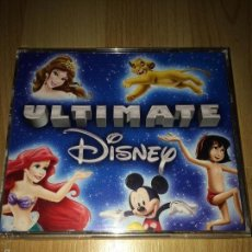 CDs de Música: ULTIMATE DISNEY: 2 CDS + CD BONUS . Lote 57193865