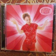 FEY- CD - TITULO EL COLOR DE LOS SUEÑOS- CON 14 TEMAS- CD. NUEVO AUNQUE ABIERTO- DEL 98