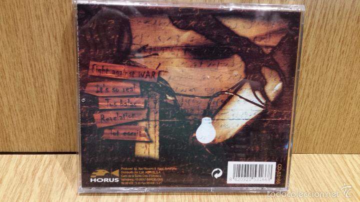 CDs de Música: KAOS. SYNDROME. CD-MINI ALBUM / HORUS - 1998 / CALIDAD LUJO - RARO. - Foto 3 - 57223501