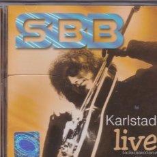 CDs de Música: SBB - KARLSTAD LIVE - CD EDITADO EN 2001. BANDA POLACA DE ROCK PROGRESIVO.. Lote 57238153