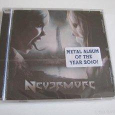 CDs de Música: NEVERMORE - THE OBSIDIAN CONSPIRACY CD NUEVO Y PRECINTADO - METAL PROGRESIVO. Lote 57238306