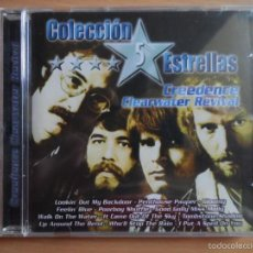 CDs de Música: AA - CREEDENCE CLEARWATER REVIVAL COLECCION 5 ESTRELLAS CD AÑO 2004 PRECINTADO. Lote 57238389