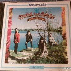 CDs de Música: GRETA Y LOS GARBO (¡LLAMAD A MR. BROWN!) CD 1991 *MUY RARO. Lote 57240613