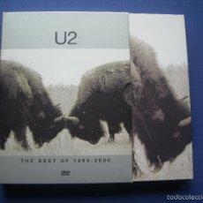 CDs de Música: U2 THE BEST OF 1990 -2000 CD +DVD DIGIPACK DESCATALOGADO NUEVO¡¡¡. Lote 57251654
