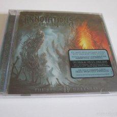 CDs de Música: ANNOTATIONS OF AN AUTOPSY - II: THE REIGN OF DARKNESS CD NUEVO Y PRECINTADO - DEATH METAL. Lote 57255791