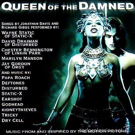 QUEEN OF THE DAMNED / VARIOS CD BSO (Música - CD's Bandas Sonoras)