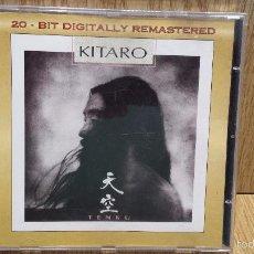 CDs de Música: KITARO. TENKU. CD / DOMO RECORDS - 1997. 8 TEMAS / BUENA CALIDAD.. Lote 57281390