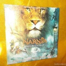 CDs de Música: LAS CRONICAS DE NARNIA. CD PROMOCIONAL. CONTIENE TRAILER Y COMO SE HIZO LA PELICULA. IMPECABLE. Lote 57311188