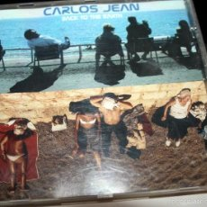 CDs de Música: CARLOS JEAN BACK TO THE EARTH.. Lote 57318638
