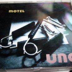 CDs de Música: MOTEL CD 'UNO' ROCK POP. Lote 57329517