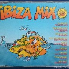 CDs de Música: IBIZA MIX 95, CD SINGLE PROMOCIONAL. MEZCLADO POR TONI PERET Y JOSÉ Mª CASTELLS. Lote 85380128