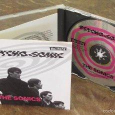 CD - THE SONICS - PSYCHO-SONIC - BIG BEAT -