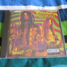 Musik-CDs - WHITE ZOMBIE - LA SEXORCISTO: DEVIL MUSIC VOL. 1 CD NUEVO Y PRECINTADO - GROOVE METAL - 57353802
