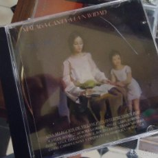 CDs de Música: CD MALAGA CANTA EN NAVIDAD CARLOS ALVAREZ LORENA PASION VEGA ORQUESTA FILARMONICA DANZA INVISIBLE . Lote 57362107