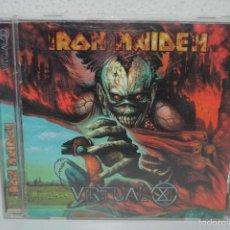 CDs de Música: CD IRON MAIDEN VIRTUAL XI HEAVY METAL. Lote 57390158