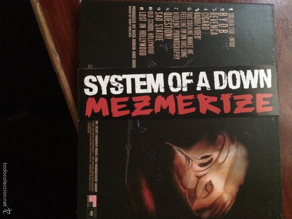 musica cigaro system of a down