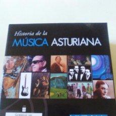 CDs de Música: HISTORIA DE LA MUSICA ASTURIANA CAJA 24 CD (LA VOZ DE ASTURIAS 2007) TONADA GRUPOS COROS CANTAUTORES. Lote 63602398