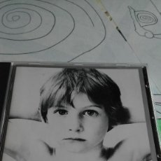CDs de Música: U2 - BOY - 1980 - 1 CD - REMASTERED. Lote 57407190