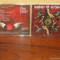 CDs de Música: ENEMY OF MYSELE - TIME IS AGAINTS US - CD. Lote 57415022