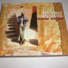 CDs de Música: 2CD DIGIPACK - MANU DIBANGO - MANU SAFARI - WAGRAM 1998 VG+/NM. Lote 57426949