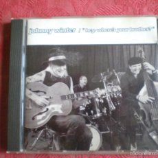 CDs de Música: HEY, WHERE´S YOUR BROTHER?. JOHNNY WINTER.. Lote 57437093