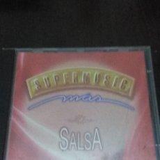 CDs de Música: SUPERMUSIC MÁS SALSA. C6CD. Lote 57445906