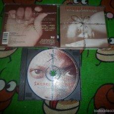 CDs de Música: SACRED SPIRIT II. VIAJE POR EL BLUES A TRAVÉS DEL TIEMPO. Lote 57479300