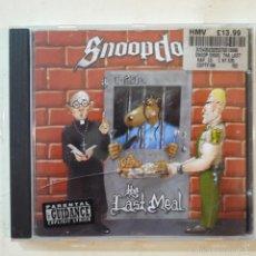 CDs de Música - SNOOP DOGG - THE LAST MEAL - CD 2000 - 57483043