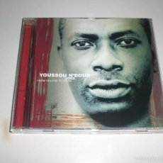 CDs de Música: YOUSSOU N'DOUR - JOKO FROM VILLAGE TO TOWN - COLUMBIA 2000 VG+/NM. Lote 57485527