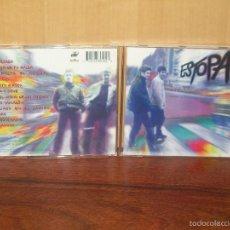 CDs de Música: ESTOPA - LA RAJA DE TU FALDA - CD . Lote 57487662
