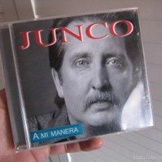 CDs de Música: JUNCO A MI MANERA CD 1999. Lote 104612099