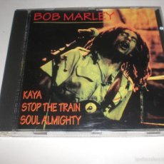 CDs de Música: CD BOB MARLEY - STOP THE TRAIN - 1995 VG+/NM. Lote 57490852