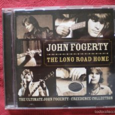 CDs de Música: THE LONG ROAD HOME. JOHN FOGERTY. THE ULTIMATE JOHN FOGERTY, CREEDENCE COLLECTION. Lote 57498442