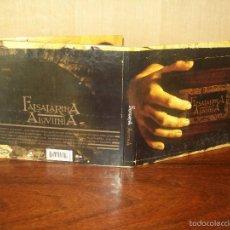 FALSALARMA - ALQUIMIA - CD DIGIPACK CON LIBRETOS