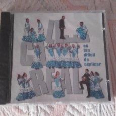 CDs de Música: CD NUEVO PRECINTADO CALLE REAL ES TAN DIFÍCIL DE EXPLICAR. Lote 57512015