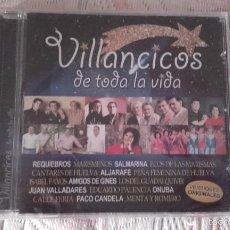 CDs de Música: CD NUEVO PRECINTADO VILLANCICOS DE TODA LA VIDA VILLANCICOS FLAMENCOS 17 TEMAS. Lote 57512089