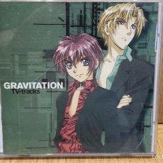 CDs de Música: GRAVITATION. TV-TRACKS. CD / MIYA RECORDS - 19 TEMAS / CALIDAD LUJO - DIFÍCIL.. Lote 57512244