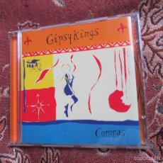 CDs de Música: GIPSY KINGS- CD TITULO COMPAS- FLAMENCO POP - CON 15 TEMAS ORIGINAL DEL 97-NUEVO AUNQUE ABIERTO. Lote 57516998
