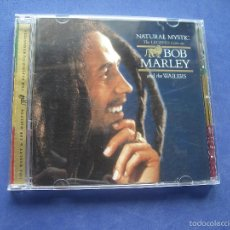 CDs de Música: BOB MARLEY & THE WAILERS – NATURAL MYSTIC: THE LEGEND LIVES ON CD 16 TEMAS. Lote 57518757