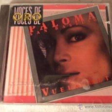 CDs de Música: PALOMA SAN BASILIO (VUELA ALTO )CD MUY RARO. Lote 68635058