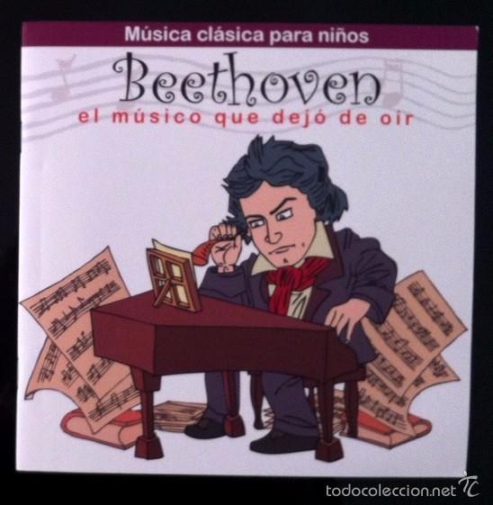 M sica cl sica para ni os beethoven el m sic comprar for Musica clasica para entrenar