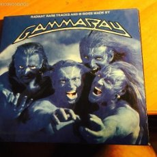 CDs de Música: GAMMA RAY (RADIANT RARE TRACKS AND B-SIDES MADE BY) CD 13 TRACKS (CDI2). Lote 57561894