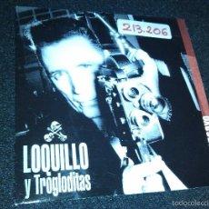 CDs de Música: LOQUILLO Y TROGLODITAS. ARTE Y ENSAYO (CD SINGLE 2004). Lote 57564332