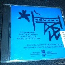 CDs de Música: II MUESTRA ALAVESA DE GRUPOS POP Y ROCK POP ETA ROCK TALDE ARABARREN II ERAKUSTALDIA CD ALBUM 1994. Lote 57564365