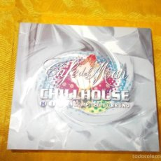 CDs de Música: CAFE DEL MAR. CHILLHOUSE MIX 4. COMPILED BY BRUNO. 2 CD´S . IMPECABLES. Lote 57580747