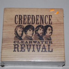 CDs de Música: BOX SET LOTE CD CREEDENCE CLEARWATER REVIVAL THE BEST. NUEVO SIN DESPRECINTAR. Lote 57582247