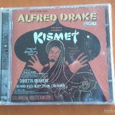 CDs de Música: CD PRECINTADO ALFRED DRAKE & THE KISMET BANDA SONORA ORIGINAL BSO SOUNDTRACK ORIGINAL BROADWAY CAST. Lote 57590079