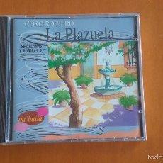 CDs de Música: CD NUEVO PRECINTADO CORO ROCIERO LA PLAZUELA SEVILLANAS Y RUMBAS 97 PA' BAILÁ. Lote 57590431