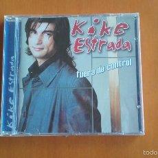CDs de Música: CD NUEVO PRECINTADO KIKE ESTRADA FUERA DE CONTROL. Lote 57590463